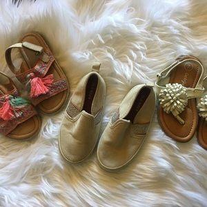 Girls Shoes Bundle ( Size 7)